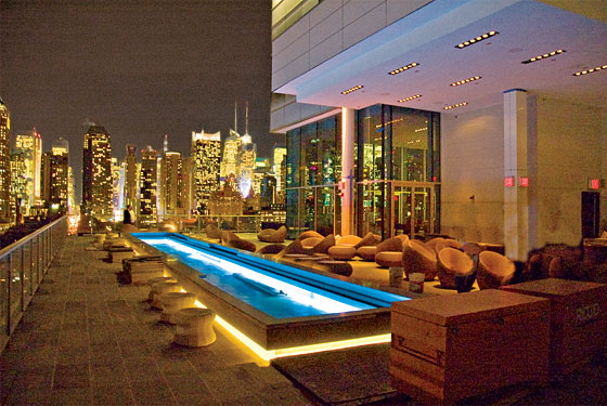 Rooftop Bar Press Opens On The Sixteenth Floor Of The