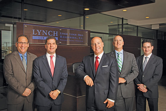 New York Area's Top Rated Lawyers 2014 - Special Advertising Section