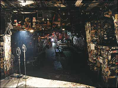 Between Punk Rock And A Hard Place Hilly Kristal And The Death Of Cbgb Nymag