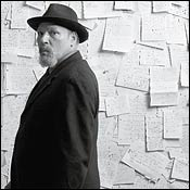 August Wilson in New York.