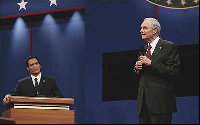 The West Wing Live Debate New York Magazine Tv Review