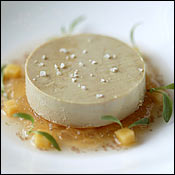 Per Se's Foie Gras in Best of New York.
