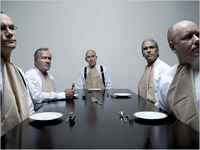 Please, Sir, I Want Some More - How Goldman Sachs is Carving