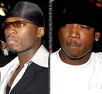 Hip hop beef -- is it going too far? - Ja Rule - 50 Cent - Nymag