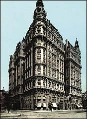 The Building Of Upper West Side