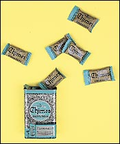 Chimes Ginger Chews in New York's Best Bets.