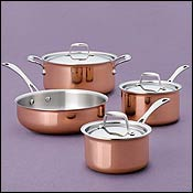 Best Bets Daily Martha Stewart Copper Cookware Set
