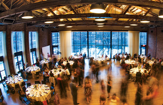 New York Weddings Guide - City or Country Venue? -- New York