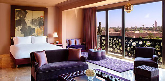 The Delano Marrakech Pairs Contemporary Design With Moroccan Influences
