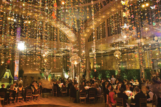 New York Wedding Guide - The Reception - Party Planners ...