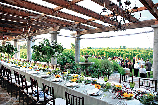 New York Wedding Guide - The Reception - Inspired Venues ...