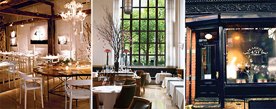 Eight Great Restaurants That Will Host Your Reception